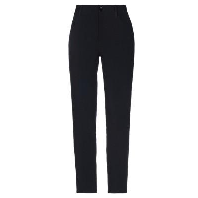I'M ISOLA MARRAS パンツ ブラック 46 ポリエステル 92% / ポリウレタン 8% / ポリウレタン パンツ