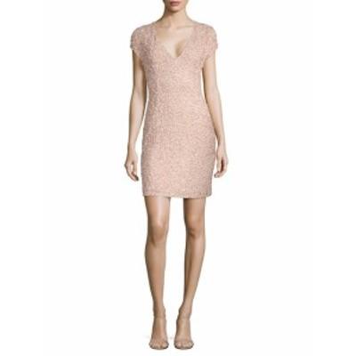 パーカーブラック レディース ワンピース Serena Sheath Dress