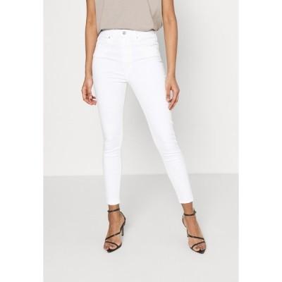 リーバイス デニムパンツ レディース ボトムス MILE HIGH ANKLE SKINNY - Jeans Skinny Fit - cool as ice
