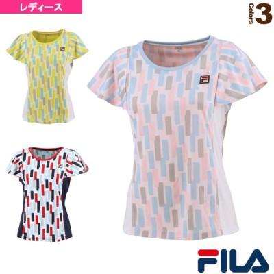 フィラ テニス・バドミントンウェア(レディース)  ゲームシャツ/レディース(VL2280)