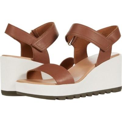 ソレル SOREL レディース サンダル・ミュール ウェッジソール シューズ・靴 Cameron(TM) Wedge Sandal Velvet Tan