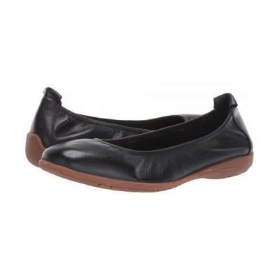 Josef Seibel ジョセフセイベル レディース 女性用 シューズ 靴 フラット Fenja 01 - Black