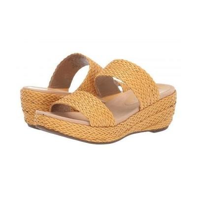 Anne Klein アン クライン レディース 女性用 シューズ 靴 ヒール Zala Platform Sandal - Light Yellow