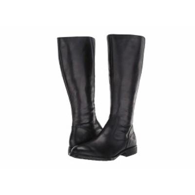 ボーン レディース ブーツ&レインブーツ シューズ North Black Full Grain Leather
