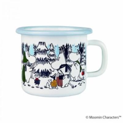MOOMIN(ムーミン) ムーミンマグ スモールウィンター フレンズ MRA060185
