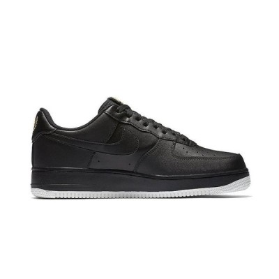 ナイキ NIKE Air Force 1 メンズ エアフォース 1 07 Low Black Black Summit White AA4083-014