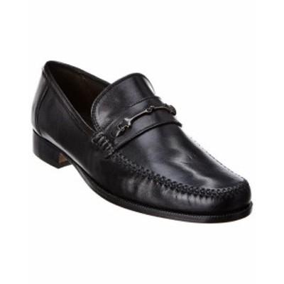 BRUNO MAGLI ブルーノマリ ファッション シューズ M By Bruno Magli Pittore Bit Leather Loafer