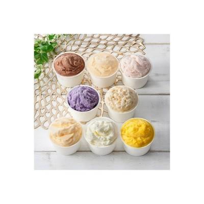 弟子屈町 ふるさと納税 【北海道】厳選 アイスクリーム 食べ比べ 8個 手作り ジェラート 北国A 480