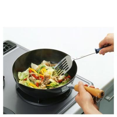 いため兼用天ぷら鍋24cm 3808777 ヨシカワ ysk0205