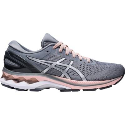 アシックス ASICS レディース ランニング・ウォーキング シューズ・靴 GEL-Kayano 27 Sheet Rock/Pure Silver/Pink