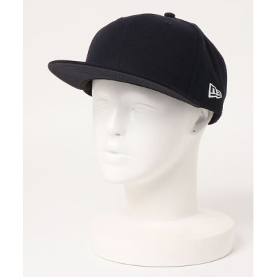 OVERRIDE / 【NEW ERA】5950 BASIC BLANK / 【ニューエラ】キャップ オーバーライド MEN 帽子 > キャップ