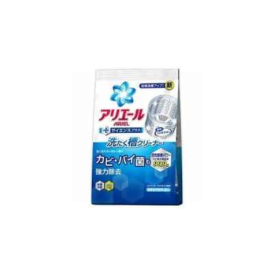 「P&G」 アリエール サイエンスプラス 洗たく槽クリーナー 250g 「日用品」