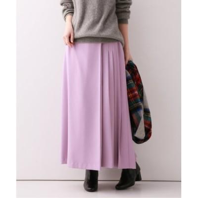【イエナ/IENA】 ラッププリーツスカート