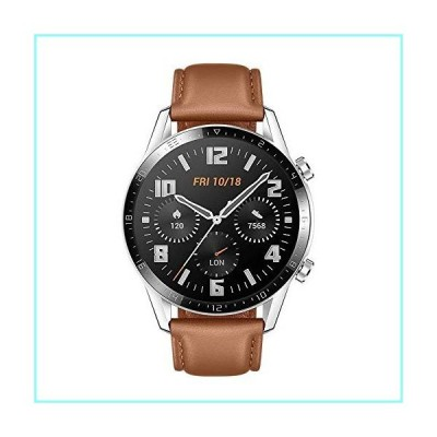 Huawei Watch GT 2 2019 Bluetooth SmartWatch, Sport GPS 14 Days Working Fitness Tracker, Blood Oxygen Monitor Heart Rate Tracker Waterproof for Android