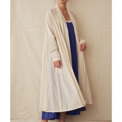 アウター robe coat/ローブコート