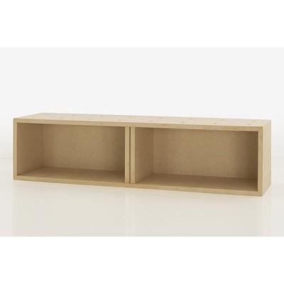CDラック 収納ボックス 木製 box 整理棚
