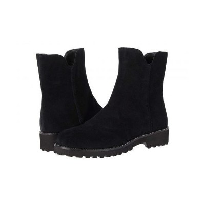 Vaneli ヴァネリ レディース 女性用 シューズ 靴 ブーツ アンクル ショートブーツ Zeking Waterproof - Black Suede