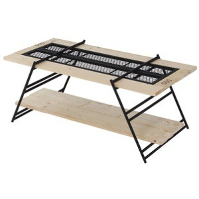 DOD アウトドアテーブル テキーラテーブル   ブラック