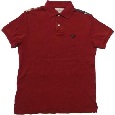 デニム&サプライ 半袖 鹿の子 ポロシャツ レッド ラルフローレン メンズ DENIM&SUPPLY 037