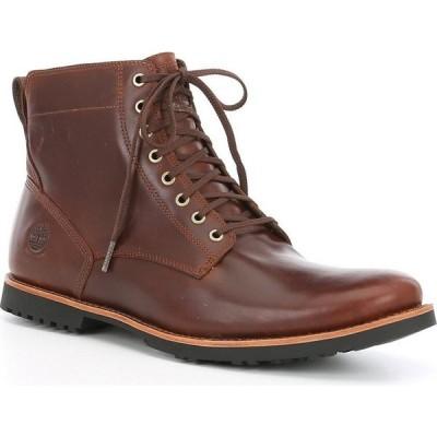 ティンバーランド Timberland メンズ ブーツ シューズ・靴 Kendrick Waterproof Side Zip Boot Saddle Brown