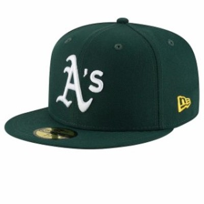 New Era ニュー エラ スポーツ用品  New Era Oakland Athletics Green Team Superb 59FIFTY Fitted Hat