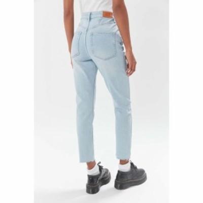 ビーディージー BDG レディース ジーンズ・デニム ボトムス・パンツ premium high-waisted skinny jean - light wash Light Blue