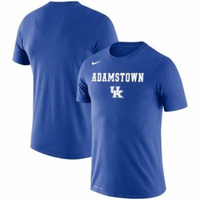 """ナイキ メンズ Tシャツ """"Kentucky Wildcats"""" Nike Royal Adamstown Legend Performance T-Shirt"""
