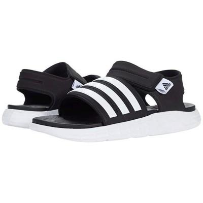 アディダス Duramo SL Sandal メンズ サンダル Black/White/Black