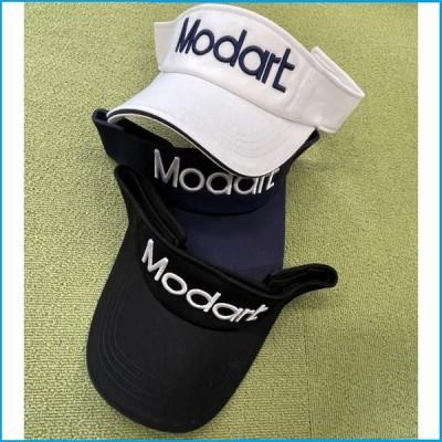 2021 Modart モダート サンバイザー ブラック ネイビー ホワイト