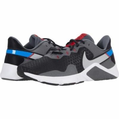 ナイキ Nike メンズ スニーカー シューズ・靴 Legend Essential 2 Black/Light Smoke Grey/Iron Grey/Photo Blue