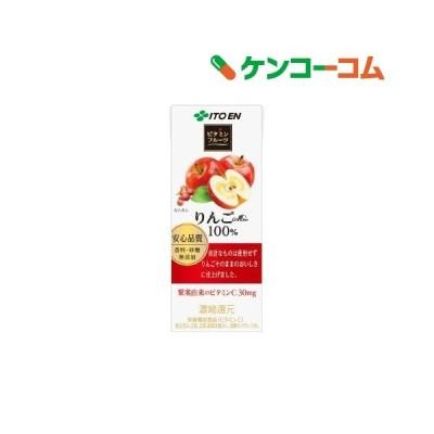 伊藤園 ビタミンフルーツ りんごミックス 紙パック ( 200ml*24本入 )/ ビタミンフルーツ