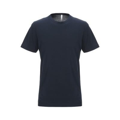 BELLWOOD T シャツ ダークブルー 46 コットン 100% T シャツ