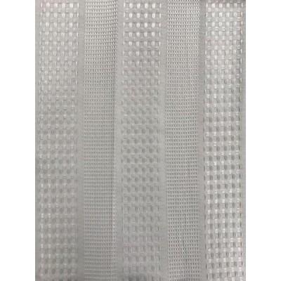 4枚組カーテン「ラスク」 (グレー, 巾100cmx丈135cm 4枚組)