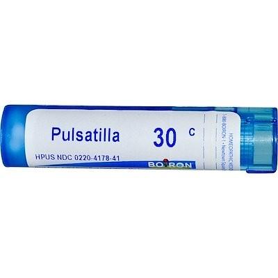 Pulsatilla(パルサティラ)、30C、約80ペレット