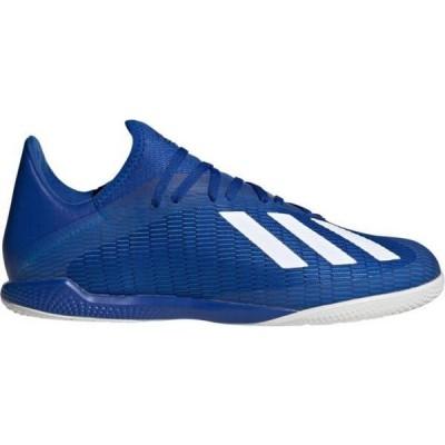 アディダス メンズ スニーカー シューズ adidas Men's X 19.3 Indoor Soccer Shoes