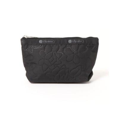 LeSportsac / SMALL SLOAN COSMETIC ダリア デボス ブラック WOMEN 財布/小物 > ポーチ
