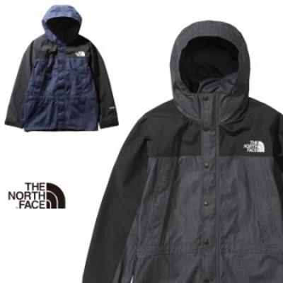 ザ ノースフェイス マウンテン ライト デニム ジャケット ゴアテックス  THE NORTH FACE  Mountain Light Denim Jacket GORE-TEX
