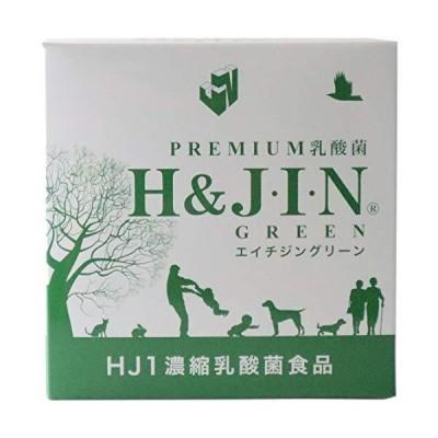 Premium乳酸菌H&JIN グリーン 人用 30包