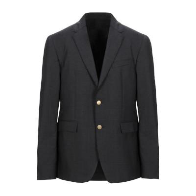 マウロ グリフォーニ MAURO GRIFONI テーラードジャケット スチールグレー 52 バージンウール 98% / ポリウレタン 2% テーラ