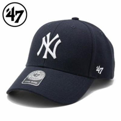 47 Brand フォーティーセブンブランド MVPキャップ YANKEES 47 MVP NAVY