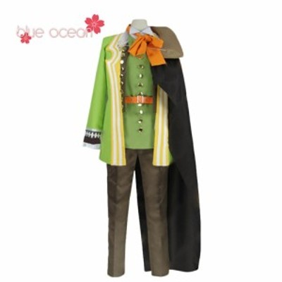 Fate/Apocrypha 赤のキャスター ウィリアム・シェイクスピア 風  コスプレ衣装  cosplay  cos