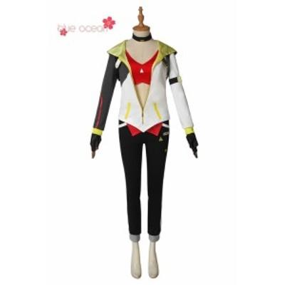 #コンパス 戦闘摂理解析システム 輝龍院きらら  風 コスプレ衣装  cosplay ハロウィン コスチューム  仮装