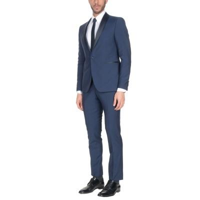 タリアトーレ TAGLIATORE スーツ ダークブルー 54 スーパー100 ウール 100% スーツ