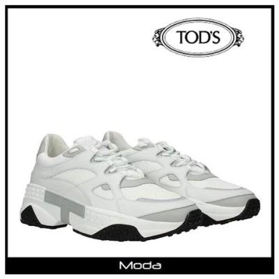 トッズ スニーカー TODS 靴 メンズ ロゴ レースアップ ローカット スニーカー