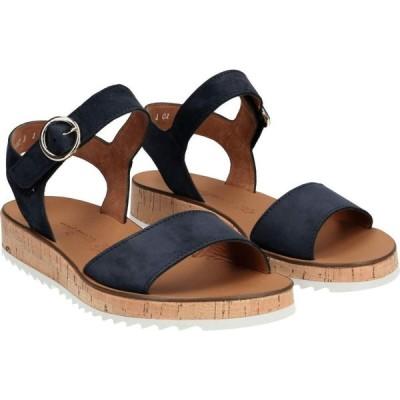 ポールグリーン Paul Green レディース サンダル・ミュール シューズ・靴 Audrey Sandal Space Nubuck