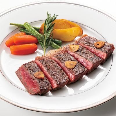 ノベルズ食品 十勝ハーブ牛ロースステーキ