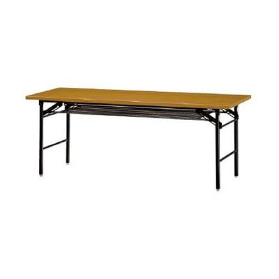 YT 会議テーブル YT-620B ファインチーク jtx 23984 プラス 送料無料
