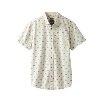 プラーナ シャツ メンズ トップス Prana Men's Broderick Shirt - Slim Stone
