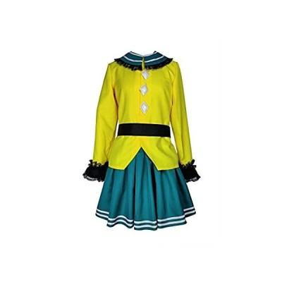 Lvcos Touhou Project Chireiden Koishi Komeiji Cosplay Costume (Male S) Yell