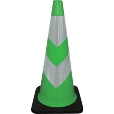 グリーンクロス ストロングコーン 緑/白 (1本) 品番:1105300501